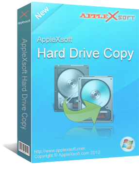 Hard Drive Copy box