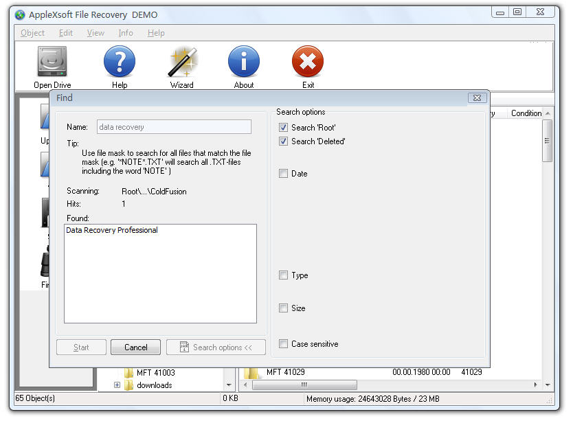 how to delete recycle bin folder on external hard disk