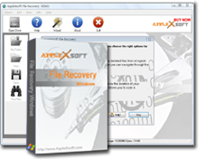 AppleXsoft File Recovery